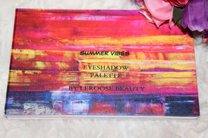 Palette Summer Vibes - Leroose Beauty