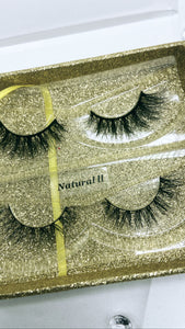 Pack faux cils Natural