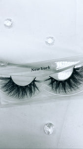Pack faux cils New York - Jenny