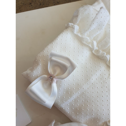 ROSEMARY BABY GIRL BLANKET