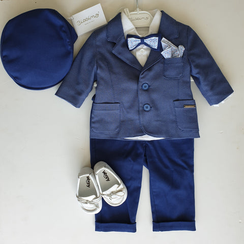 GIACCA FOUR PIECE SUIT SET