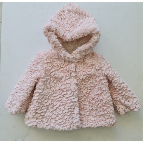LAURETTA PINK COAT
