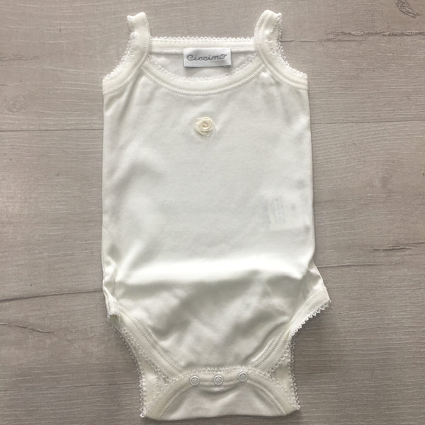 SINGLET BODYSUIT FOR BABY GIRL