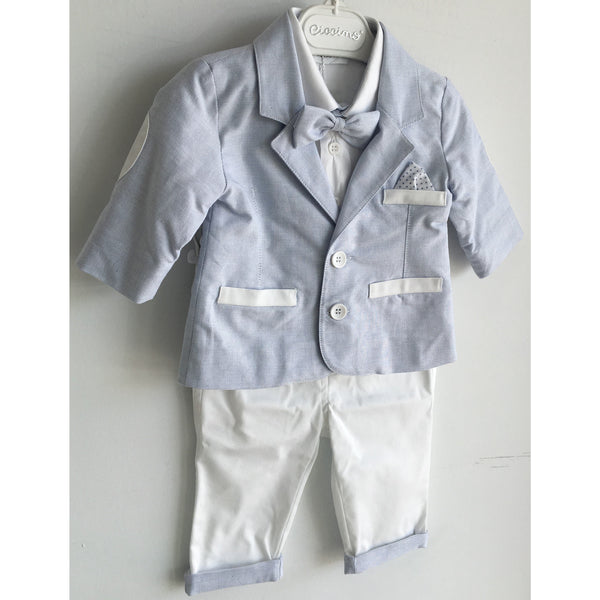 FOUR PIECE JOEY SUIT SET