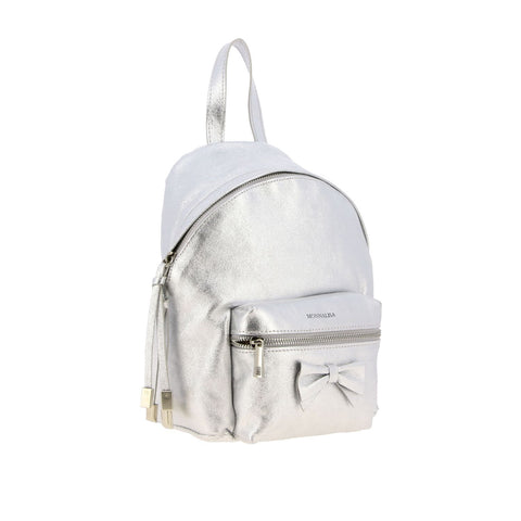 LAMINATED BACKPACK WITH BOW