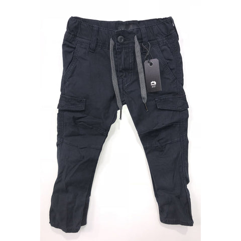 ADDISON NAVY TWILL CARGO PANT