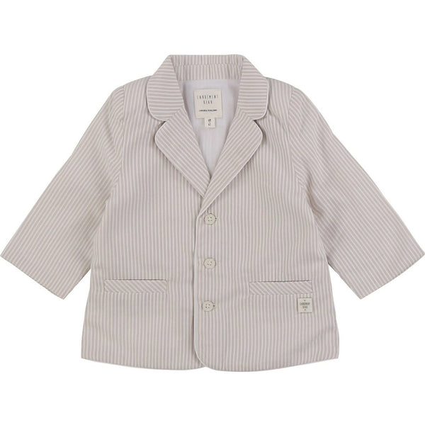 MINNIE ME STRIPED SUIT JACKET