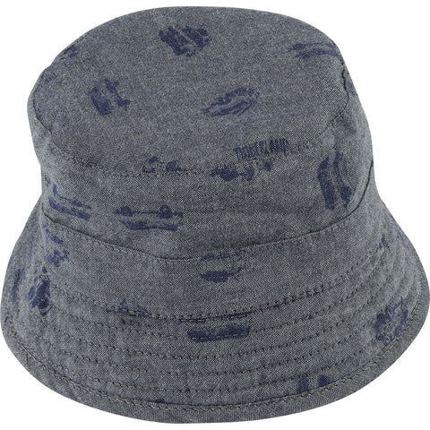 BOY REVERSIBLE BUCKET HAT