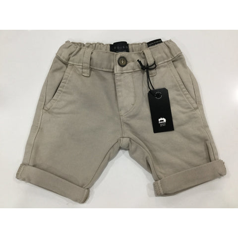 ADDISON BEIGE MIAMI SHORTS