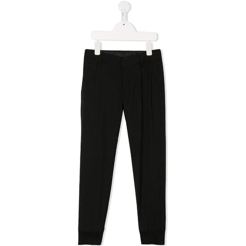 BOY CEREMONY BLACK PANT