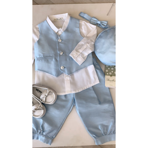 Donatelli Baby Boy 4 Piece Suit