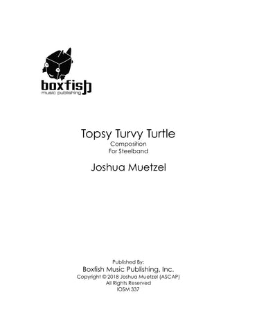 Topsy Turvy Turtle for Steelband-Joshua Muetzel