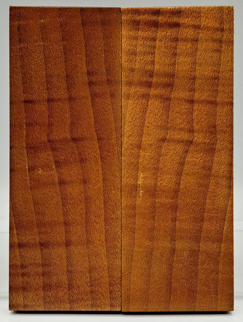 "Curly Maple (1.75"" x 5"" x 3/8"")"