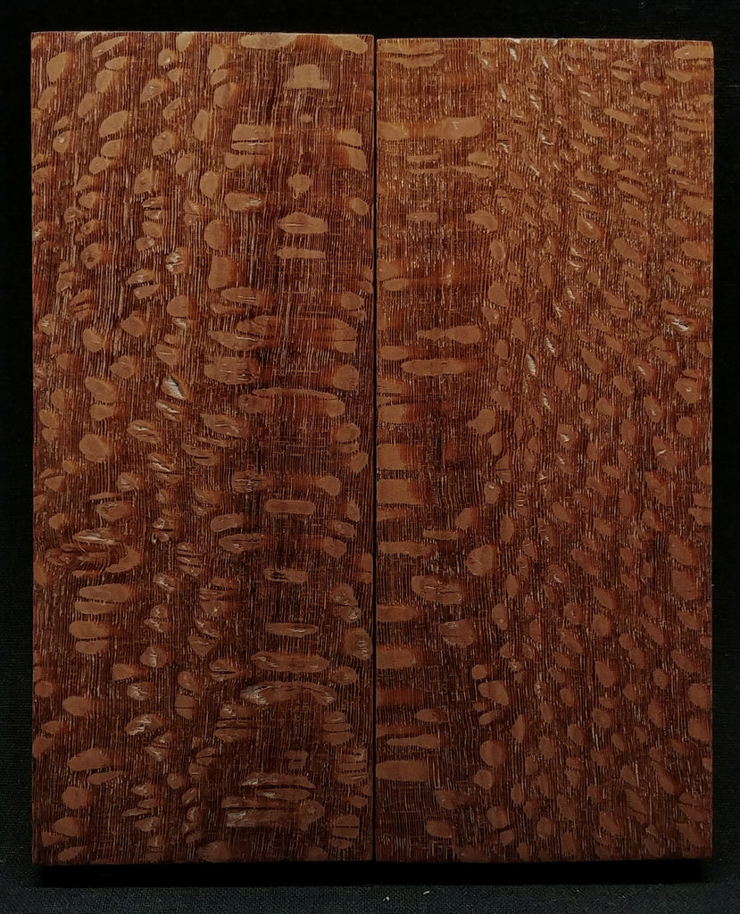 "Leopardwood (2"" x 5"" x 3/8"")"