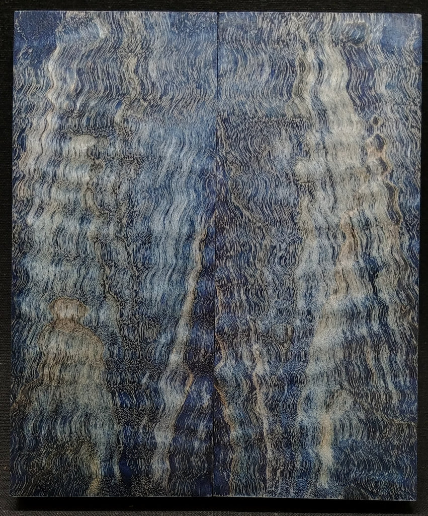 "Quilted Maple (2"" x 4.75"" x 3/8"")"