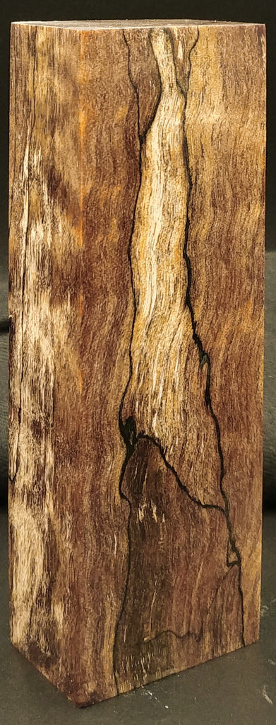 "Spalted Maple (1"" x 1.5"" x 4.75"")"