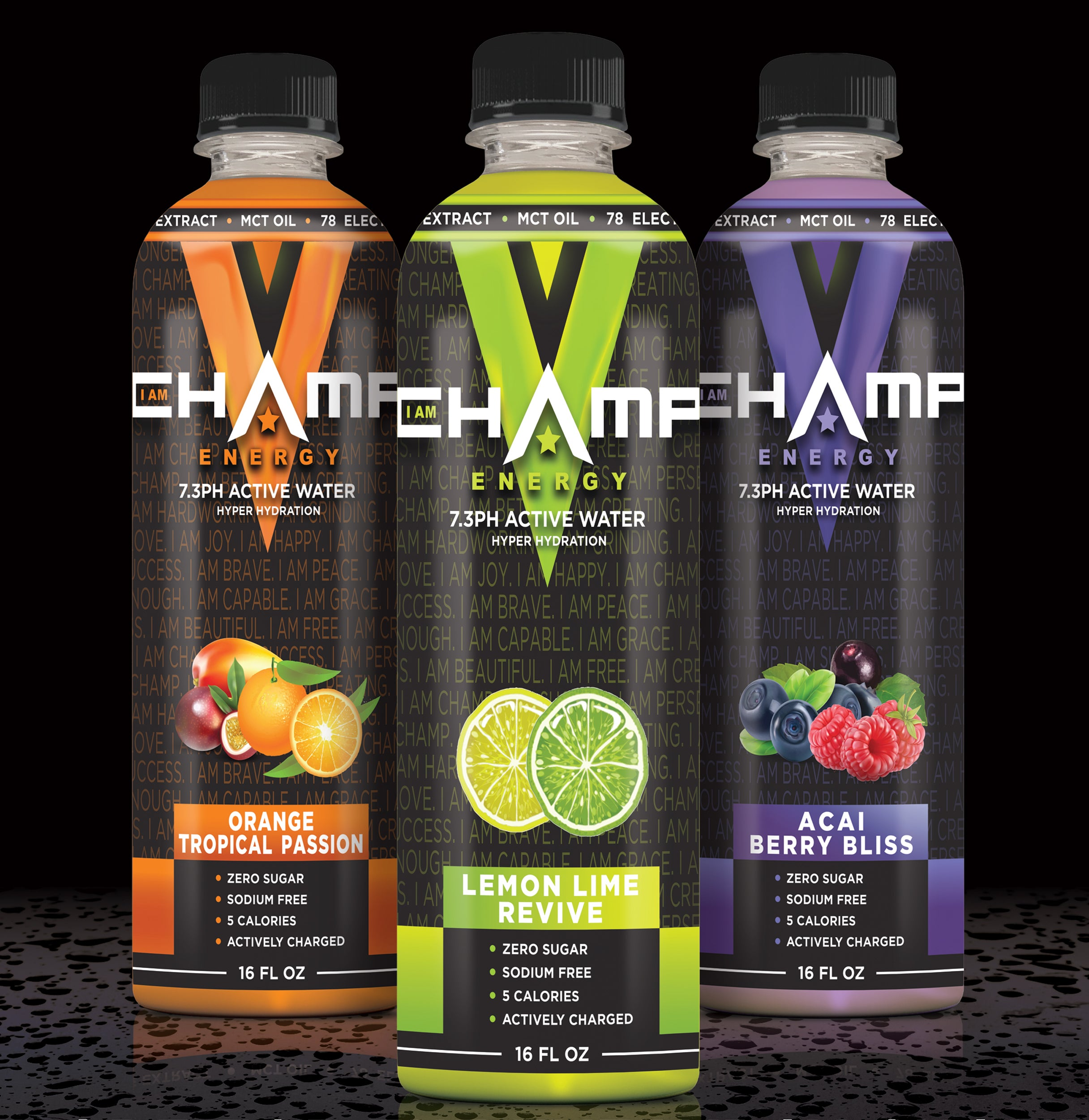 Champ, in Response to Coronavirus Donates 5,000 Cases of Its Functional Beverage