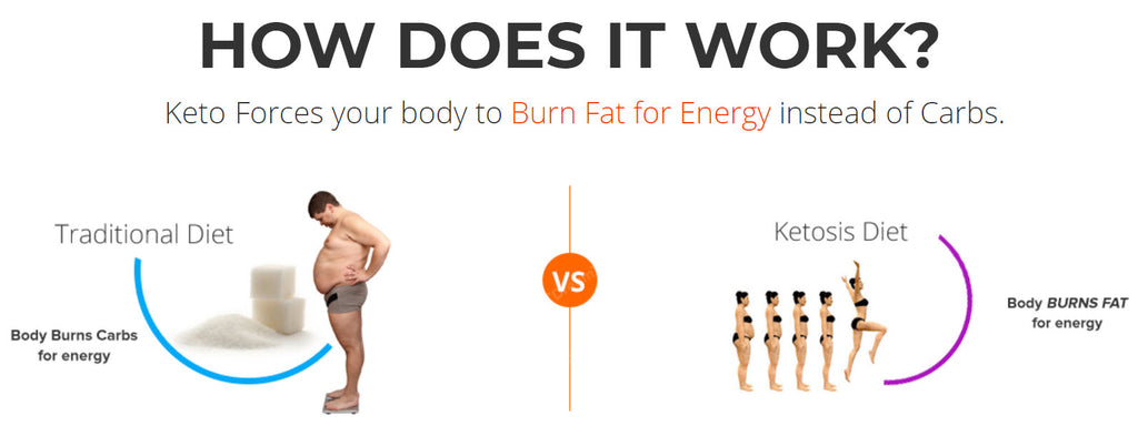 ketosis fat burn