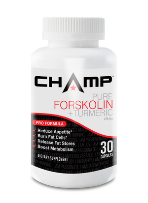 Champ Forskolin and Turmeric