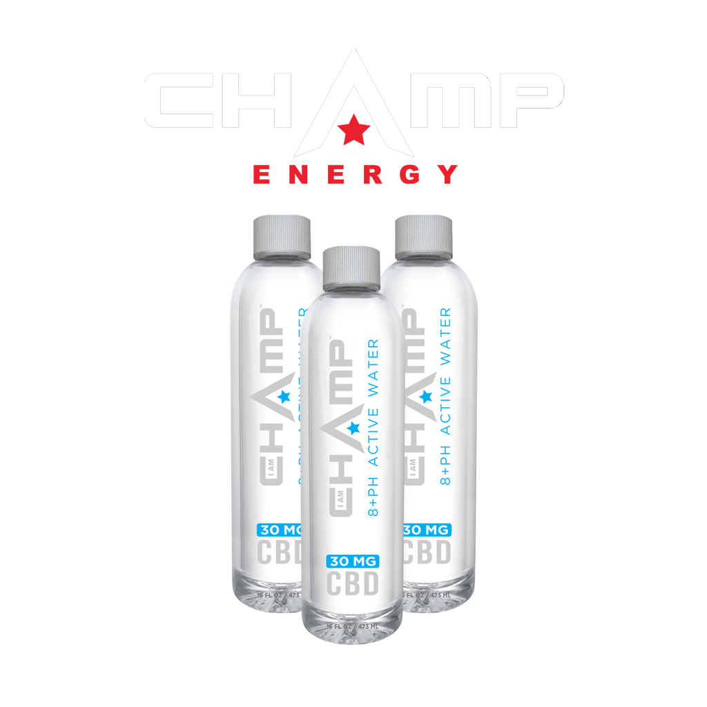CBD Water 3 Pack