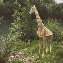 Load image into Gallery viewer, Faux Giraffe