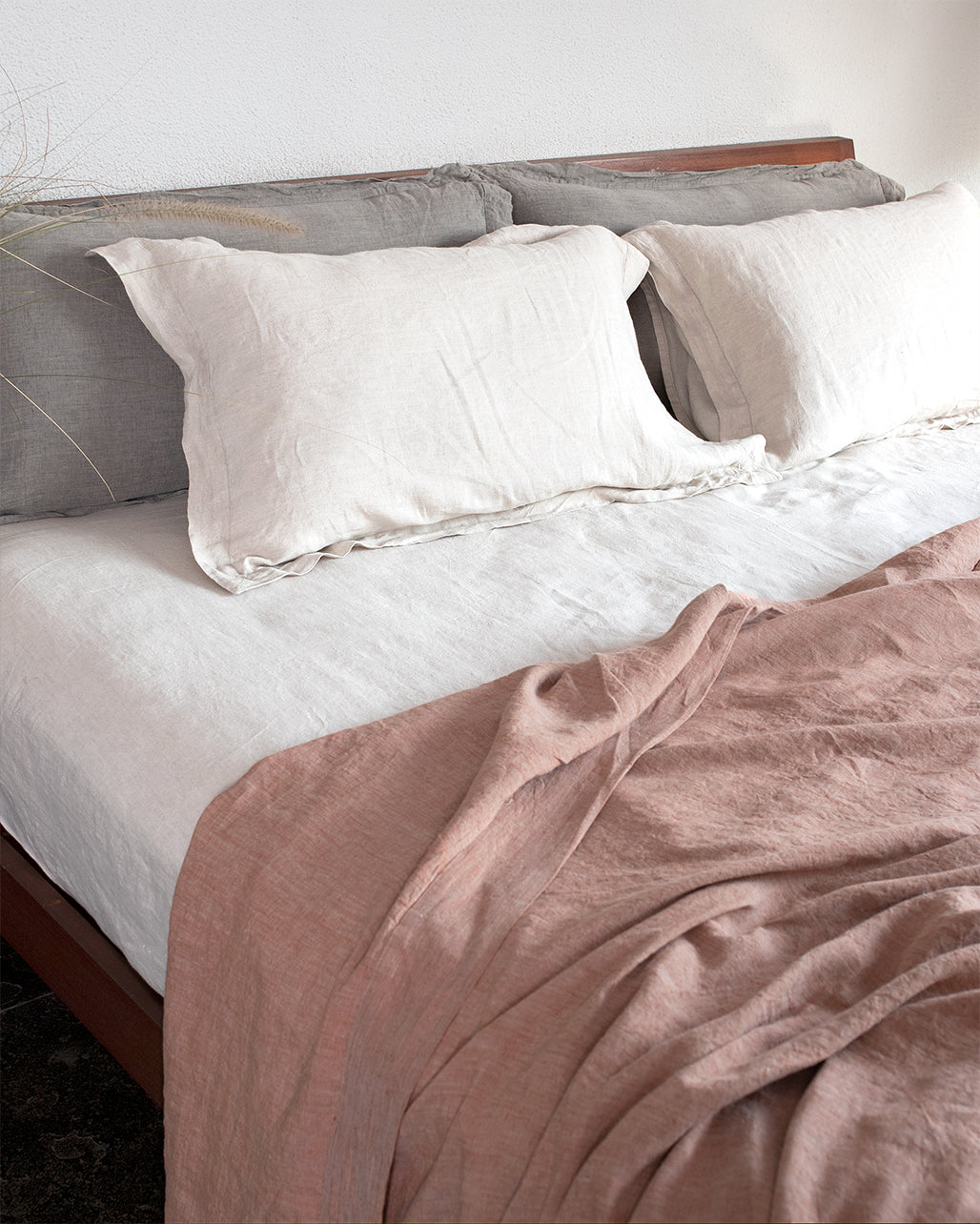 Taj Linen Pillowcases