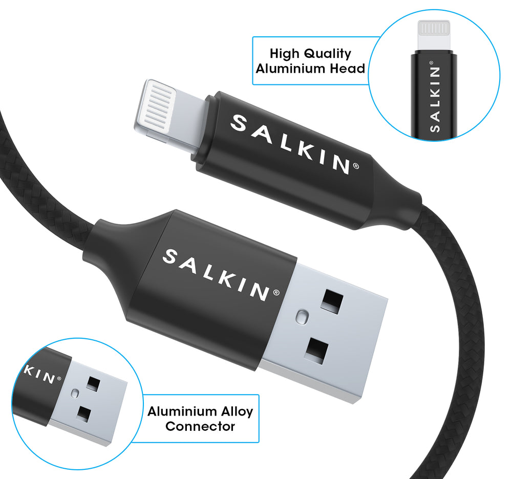 Salkin Professional Lightning Cable