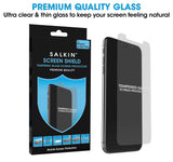 Salkin Professional Tempered Glass Screen Shield for Phones