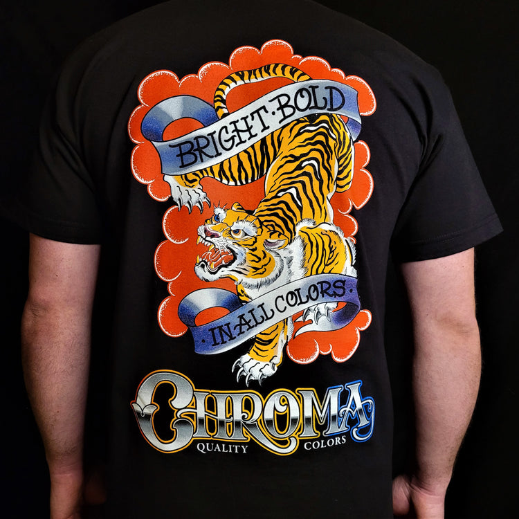 Tiger T-Shirt - Black