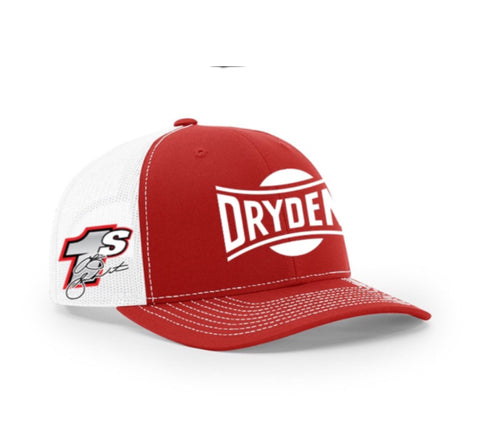Shark Racing Drydene Hat 1s
