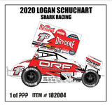Logan Schuchart Diecast ***PreOrder*** 1/18th Scale