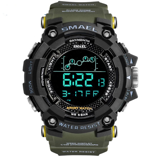 Mens Watch Military Water