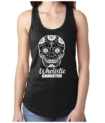 Wholistic Gangster Tank {ladies}