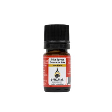 Sitka Spruce Essential Oil - Great Bear Rainforest Essential Oils