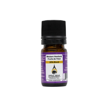 Western Hemlock Essential Oil - Great Bear Rainforest Essential Oils