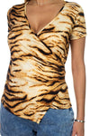 Tiger Stripes Top