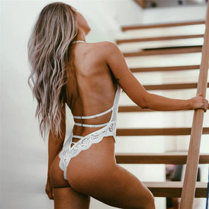 Backless Babe Lingerie - Acusling