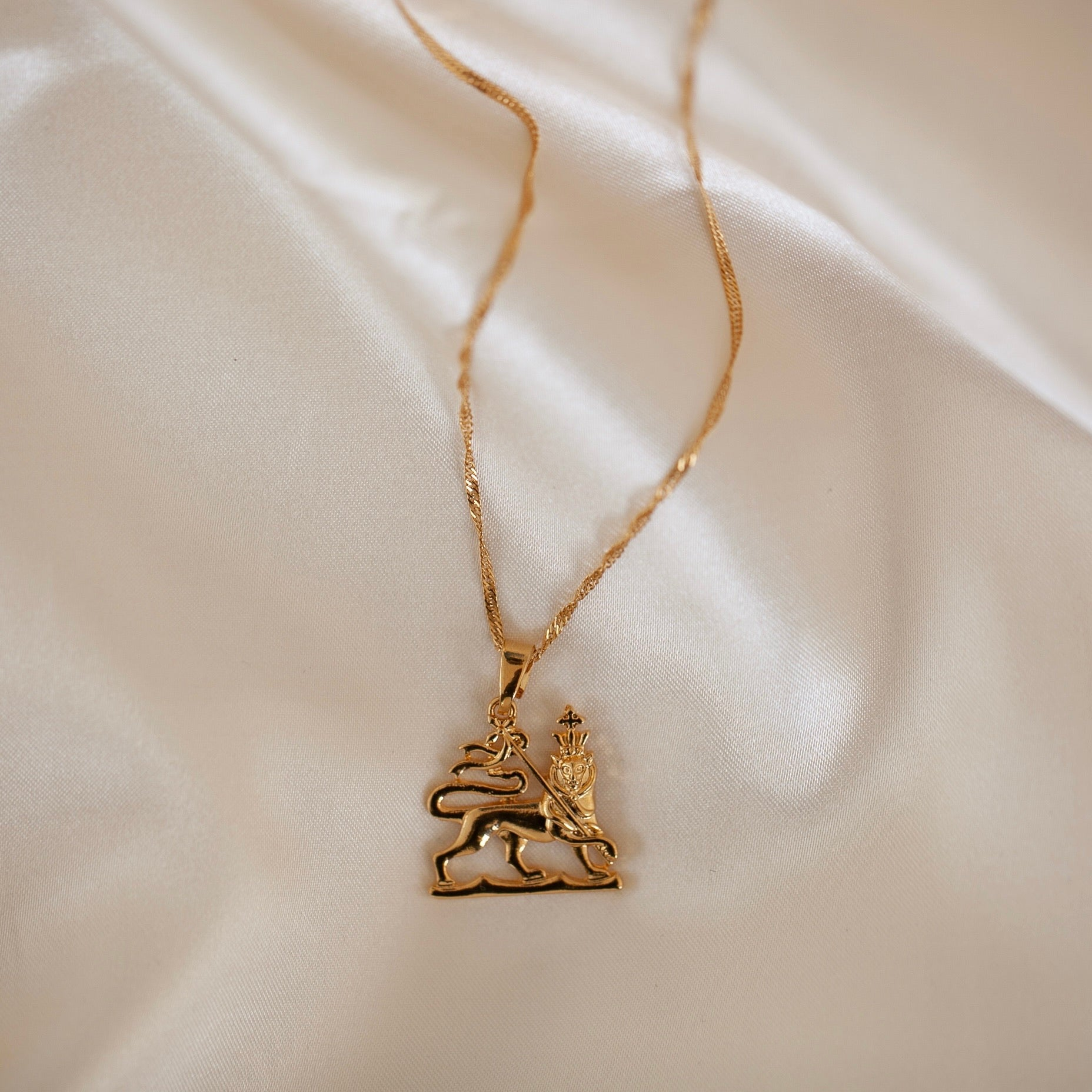 Small Lion of Judah (Unisex)