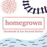 Homegrown Newcastle market logo
