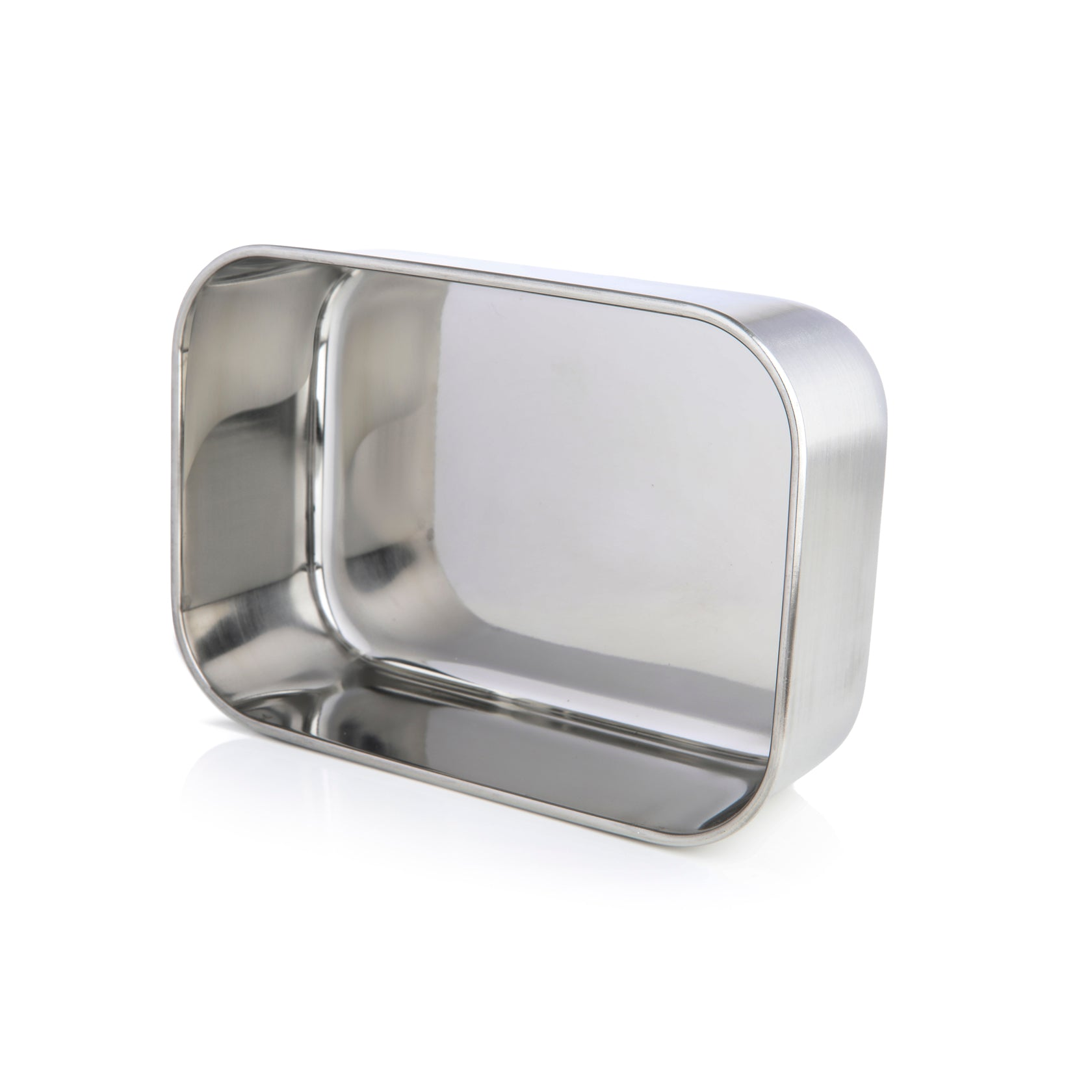 stainless steel lunchbox no lid