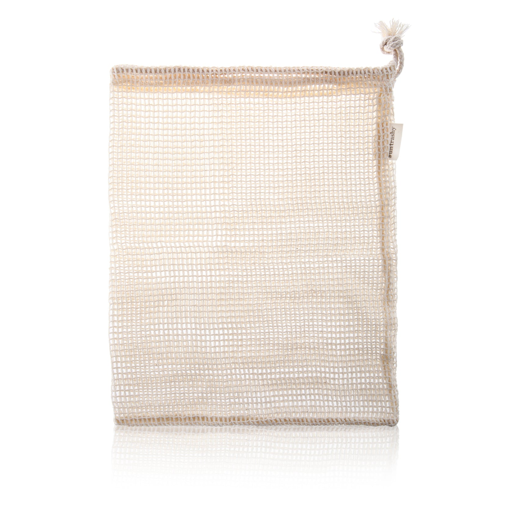 Organic cotton mesh veggie bag