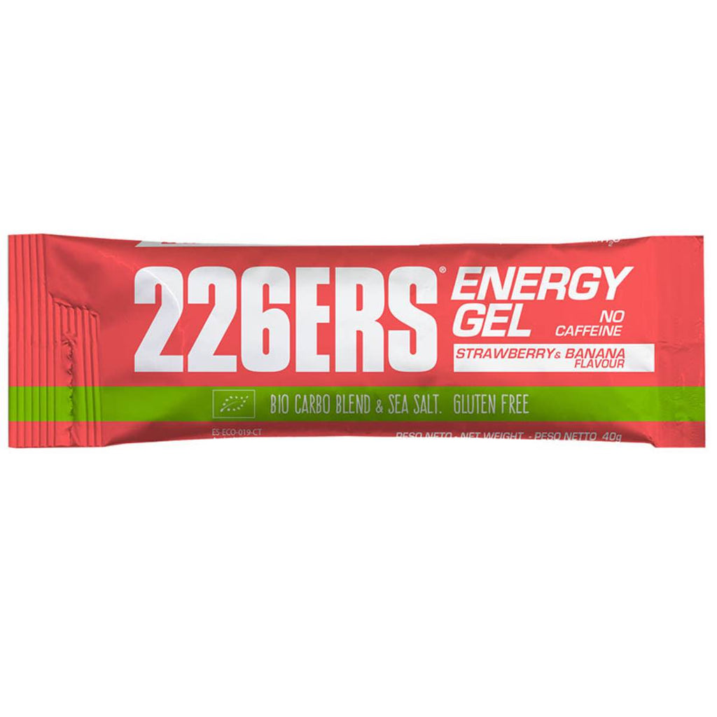 Gel 226Ers Bio Energy Fresa & Banana