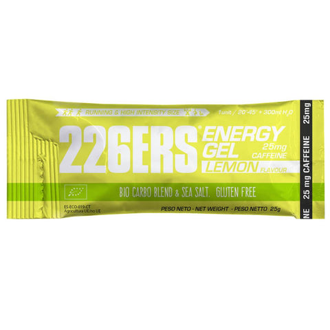 Gel 226Ers Bio Energy Limon 40Mg Cafeina