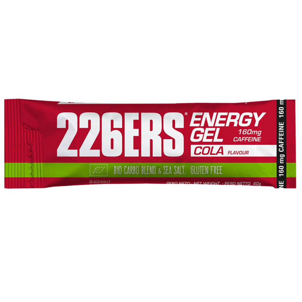 Gel 226Ers Bio Energy Cola 160Mg Cafeina