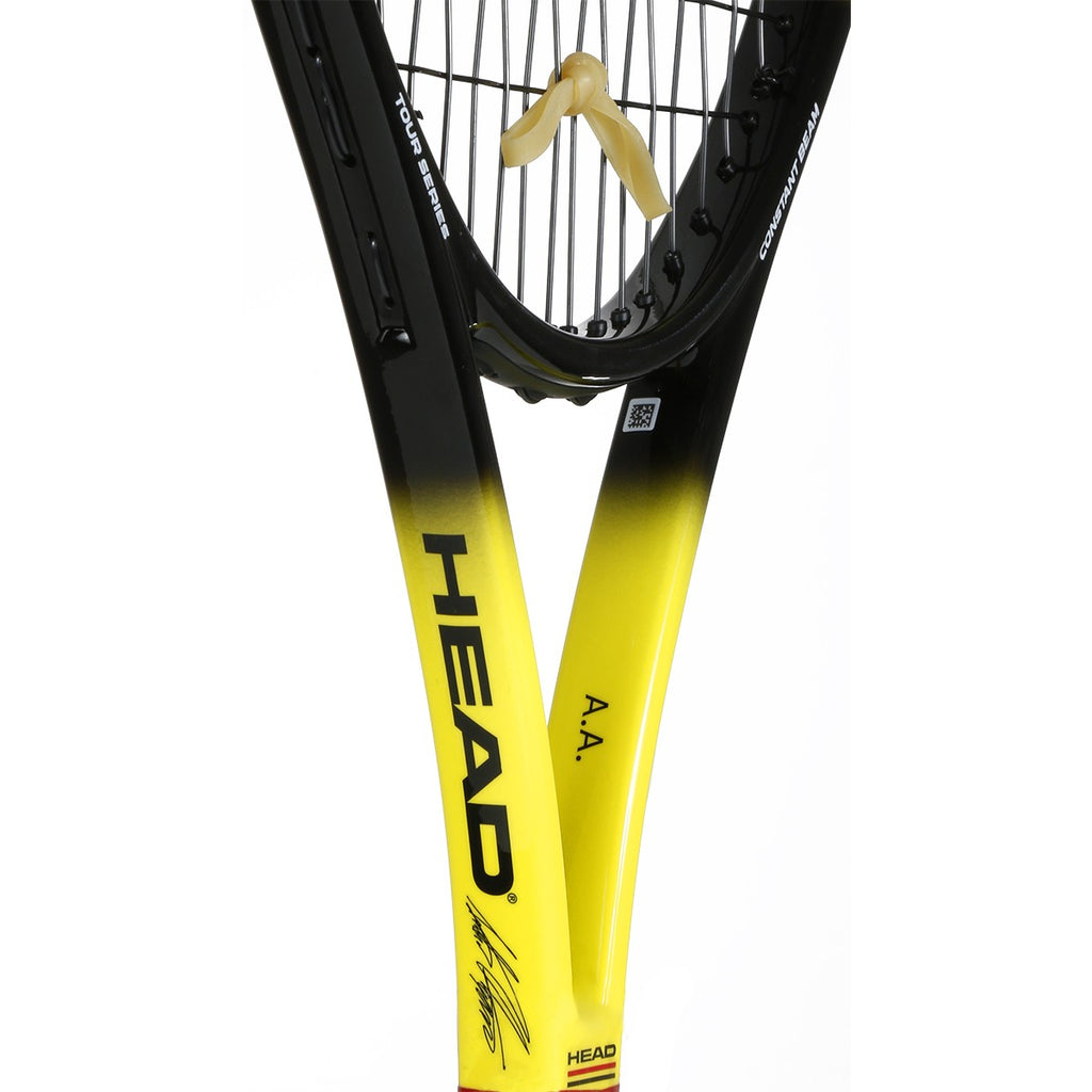 Raqueta de tenis Head Radical Agassi OS Limited Edition