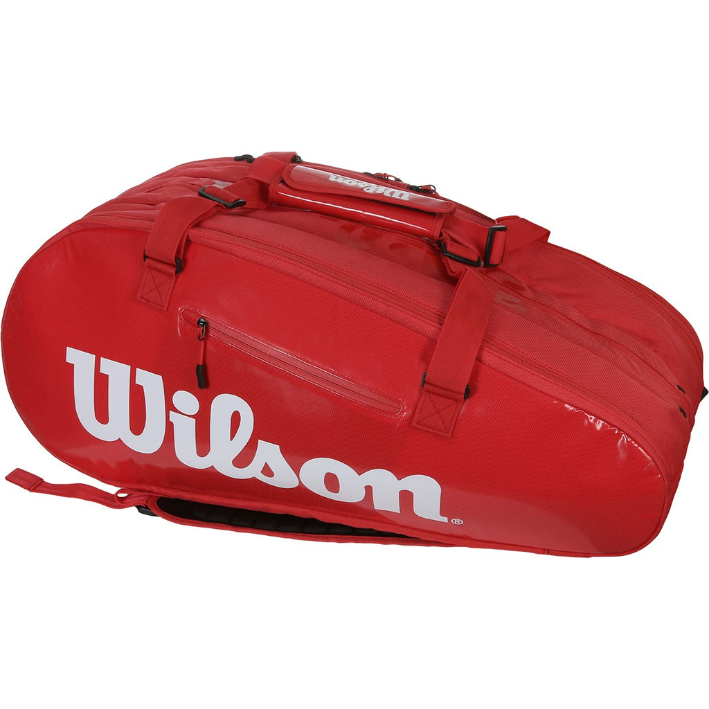Raquetero Wilson Super Tour 3 Comp Infrared