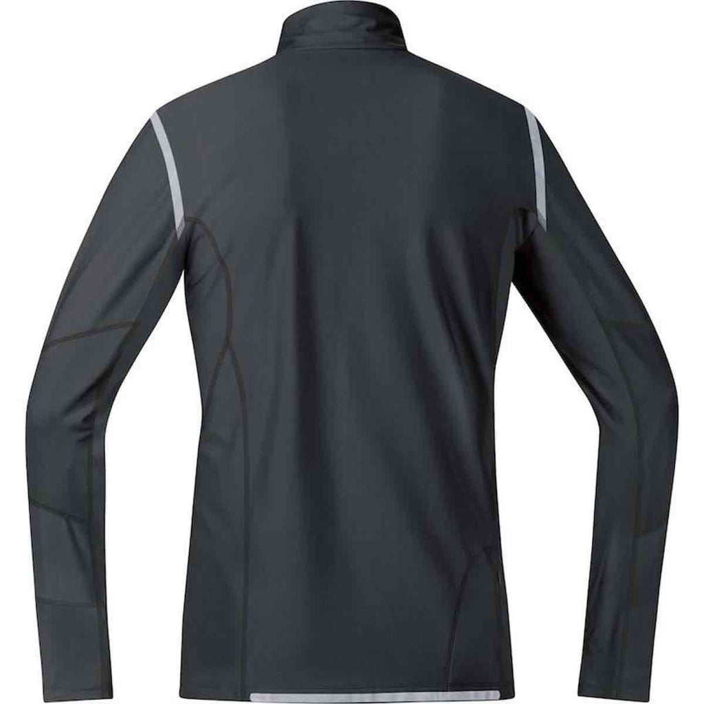 Camiseta Gore Running Mythos 2.0 Thermo Negro