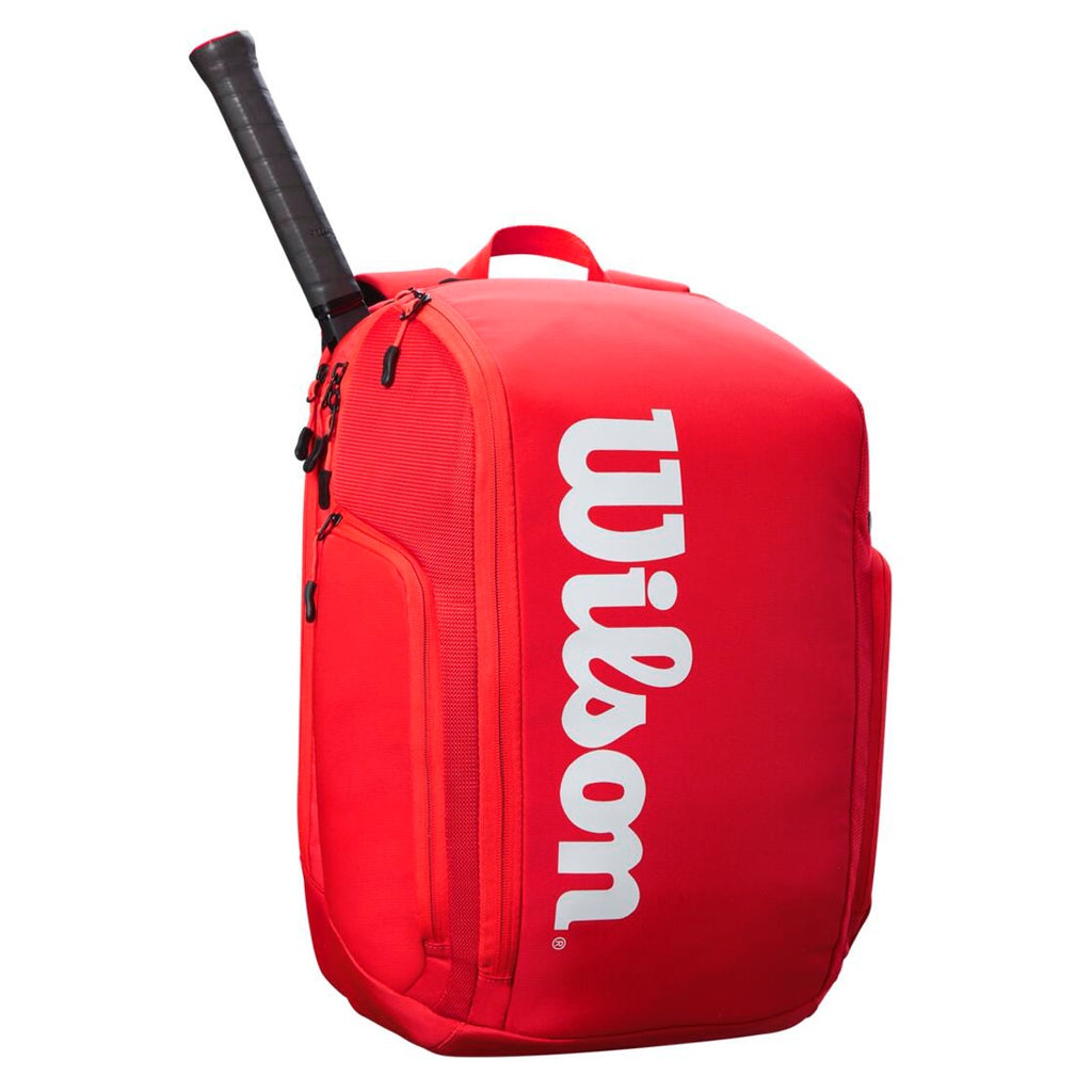 Mochila Wilson Super Tour Backpack Red