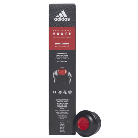 Blister de 7 Capsulas Adidas Sport Drinks POWER