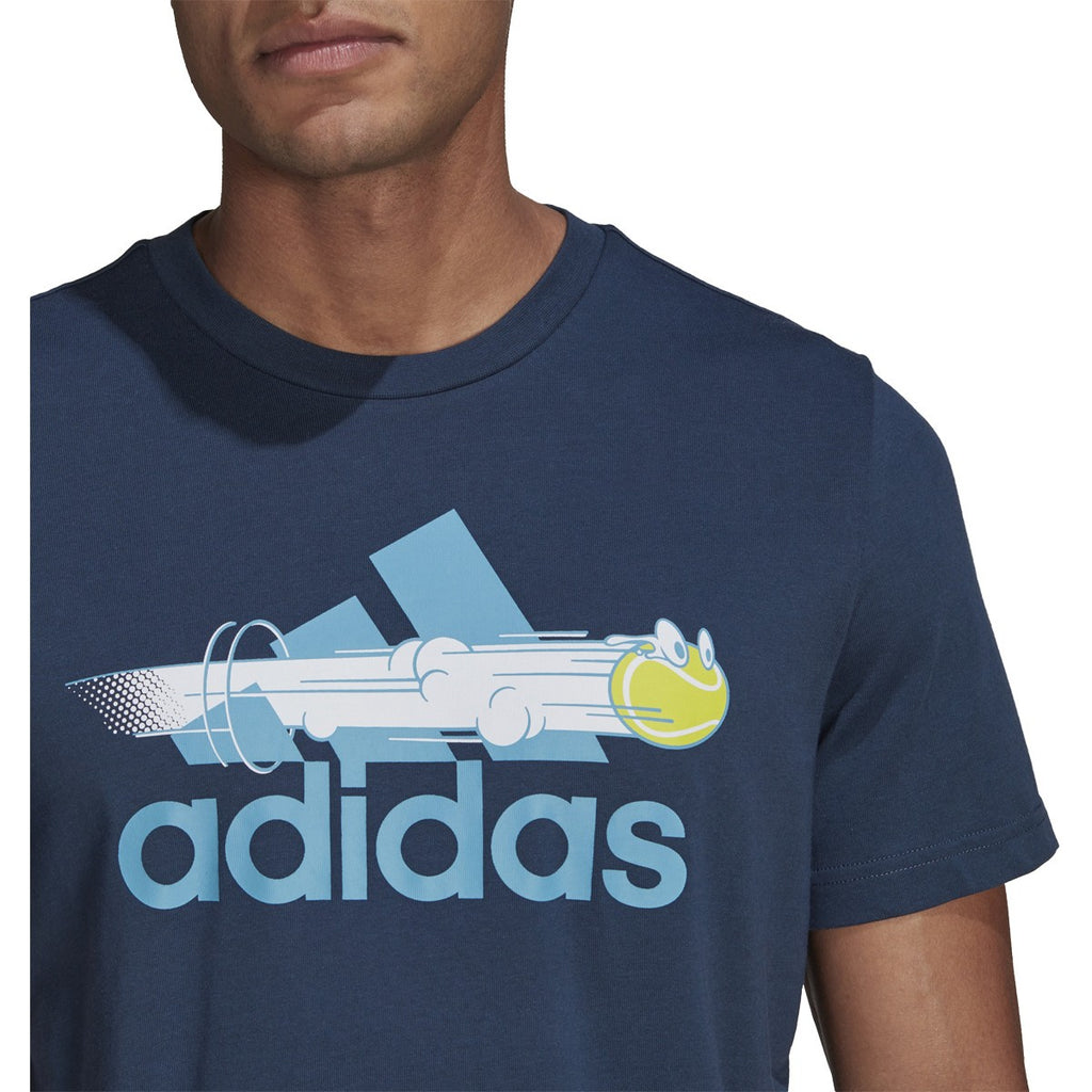 Camiseta Adidas Tennis Graphic